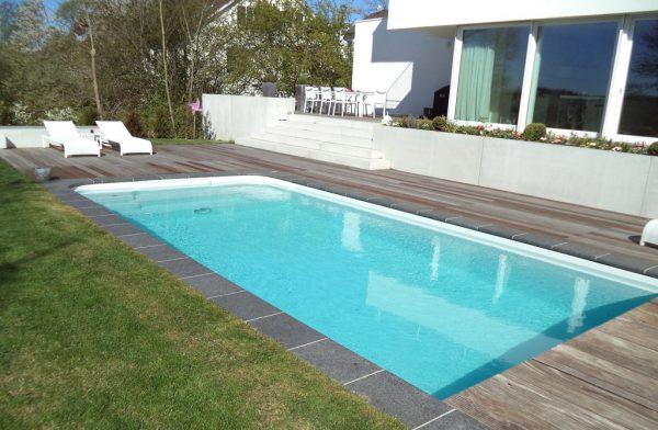 Einstückbecken Modena Style Riviera Pool, Heidenheim