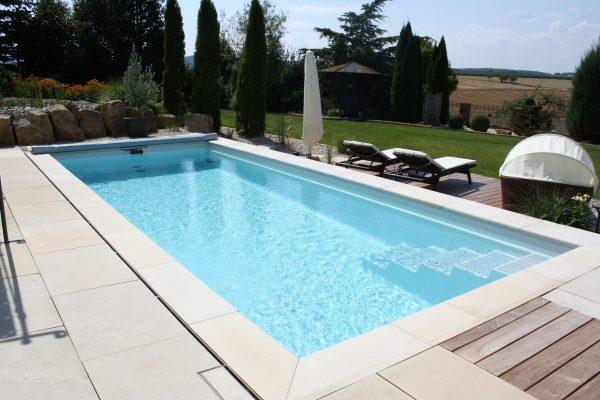 Einstückbecken AnconaStyle Riviera Pool