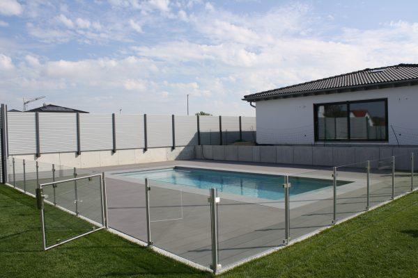 Einstückbecken DLine Linear 845 Riviera Pool