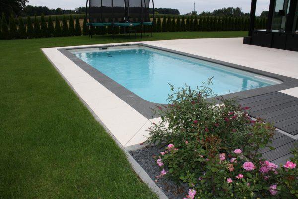 Einstückbecken ModenaStyle810 Riviera Pool, Günzburg